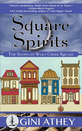 SQUARE SPIRITS book by Gini Athey